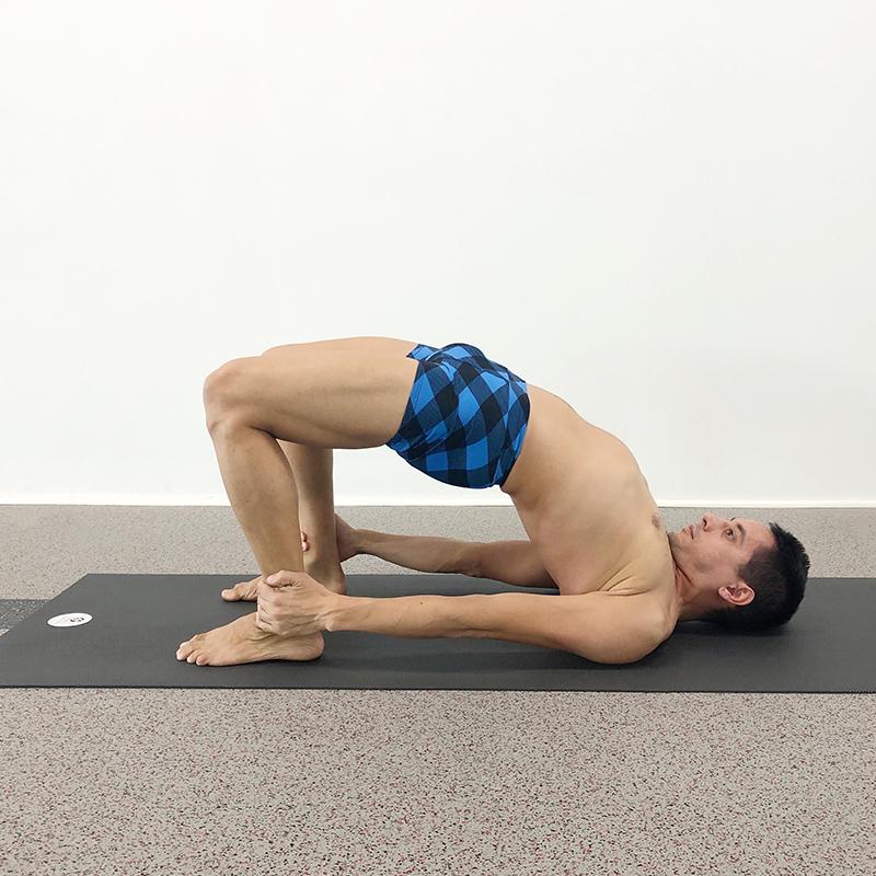 gentle stretching